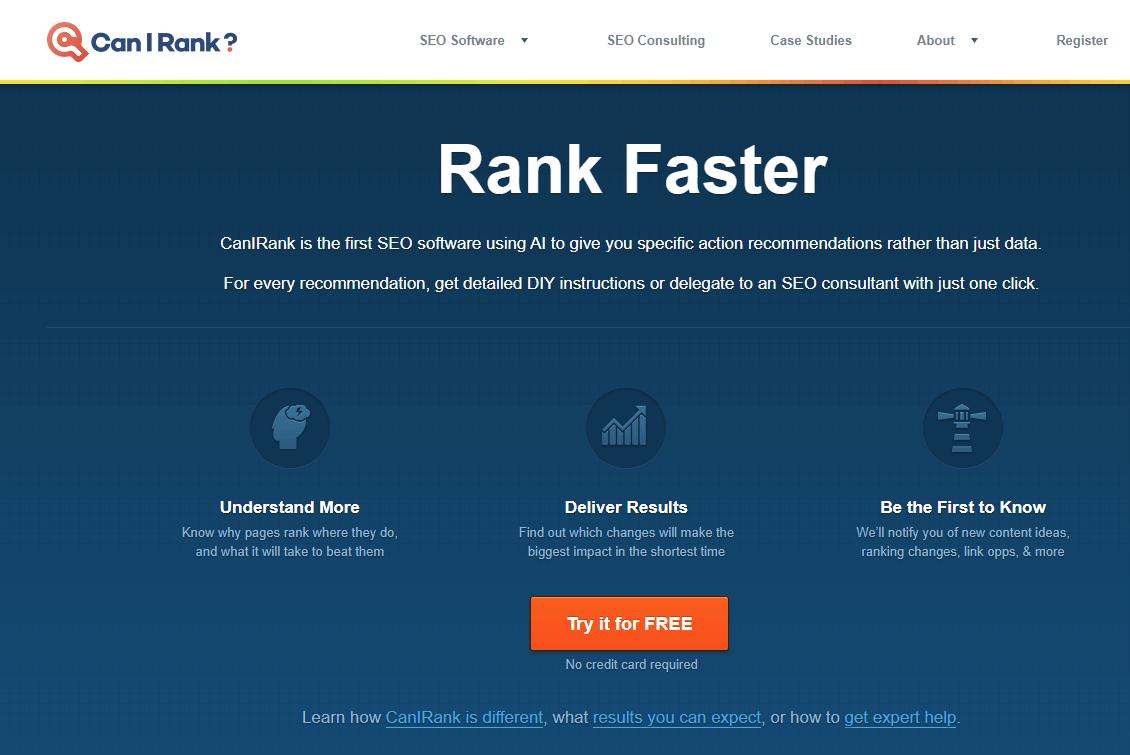 Can i rank