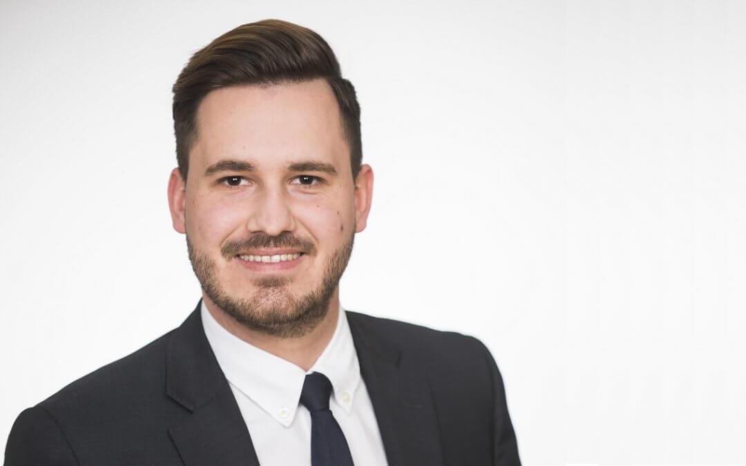 Marketing Spotlight: 6 Fragen an Yannick Gurtner von Swisspacer