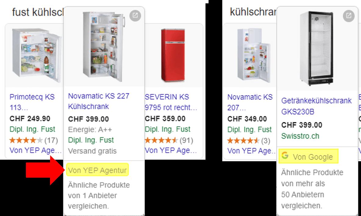 Beispielbild CSS im Google 2