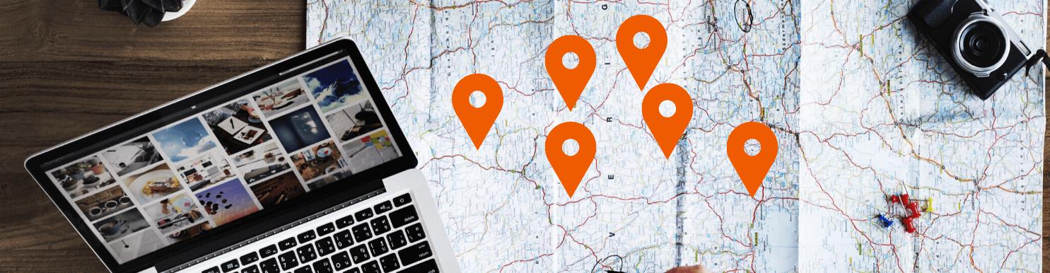 Unternehmen mit mehreren Standorten