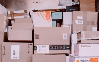 Pakete Onlinehandel Schweiz 400x250
