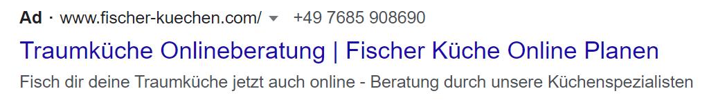 Kuechenstudio Anzeige klein