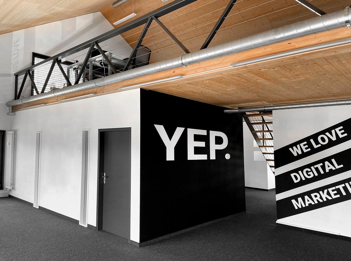 YEP Digital Marketing Agentur Office