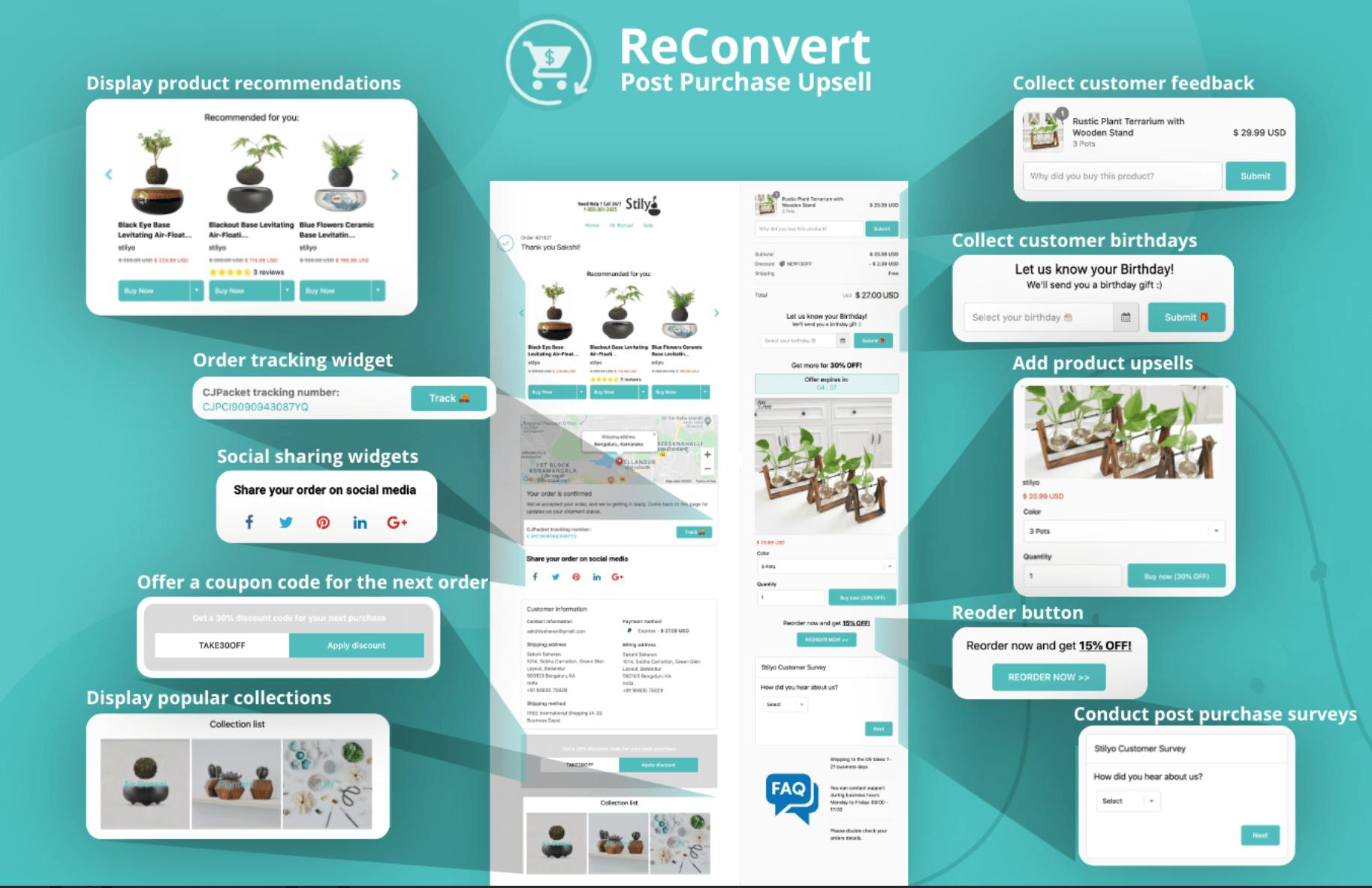 ReConvert Shopify