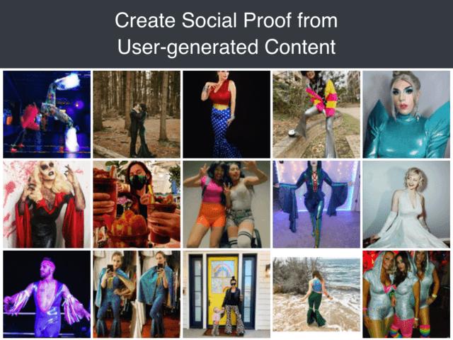 Social Photos Shopify